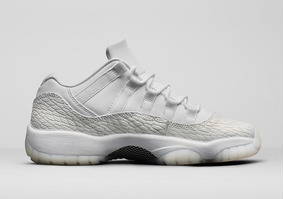 Tênis Nike Air Jordan 11 Low Frost White - 100% Original