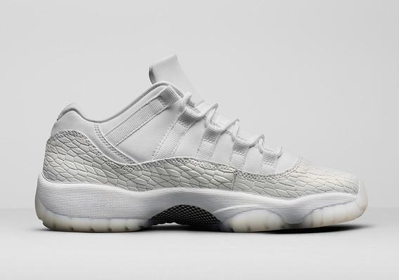 Tênis Nike Air Jordan 11 Low Frost White - 100% Original