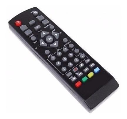 Controle Conv Tv Digital Isdbt/infokit/ T&c/ Novacom Le-7493