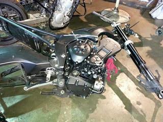 Soldadura Y Restauracion En Aluminio Chasis Motos