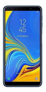 Samsung Galaxy A7 (2018) Duos - Azul - 64 GB - 4 GB