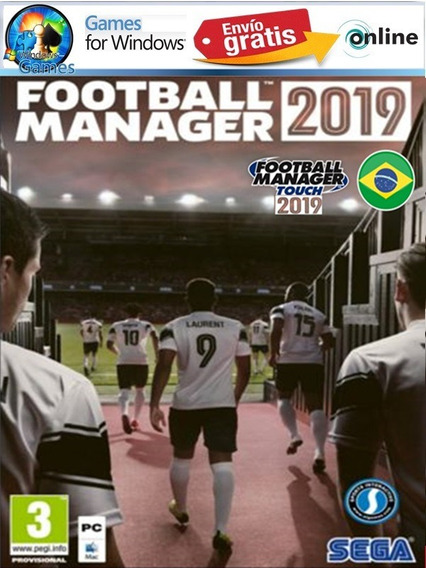 Football Manager 2019 Steam Offline Portugues