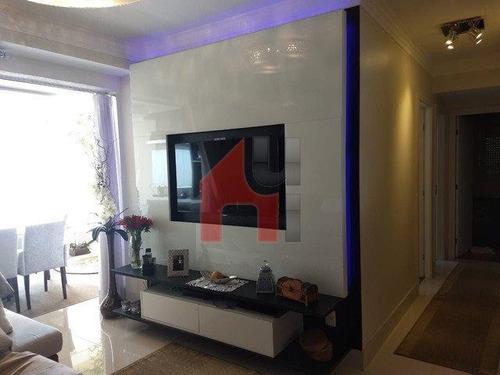 Apartamento À Venda, 89 M² Por R$ 1.055.000,00 - Vila Gomes Cardim - São Paulo/sp - Ap1623