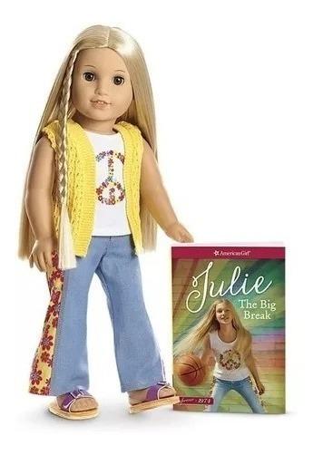 Boneca American Girl Julie Original Pronta Entrega
