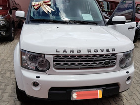 Land Rover Discovery 4 3.0 Sdv6 Hse 5p 2012