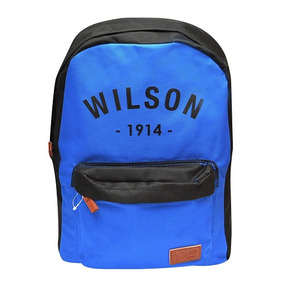Mochila Urban Classic 1974 Mc20003 - Wilson - Azul