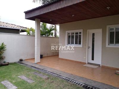 Casa Residencial À Venda, Chácara Remanso (caucaia Do Alto), Cotia. - Ca0025