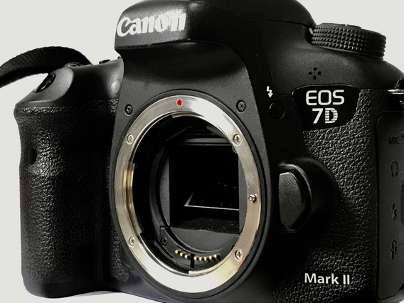 Canon 7d Mark Ii ( Zerada)