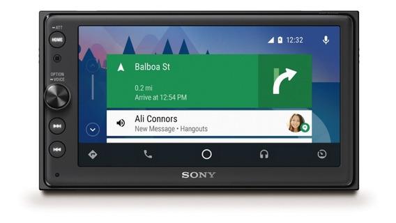 Stereo Con Pantalla Tactil Sony Xav-ax100 Doble Din Android