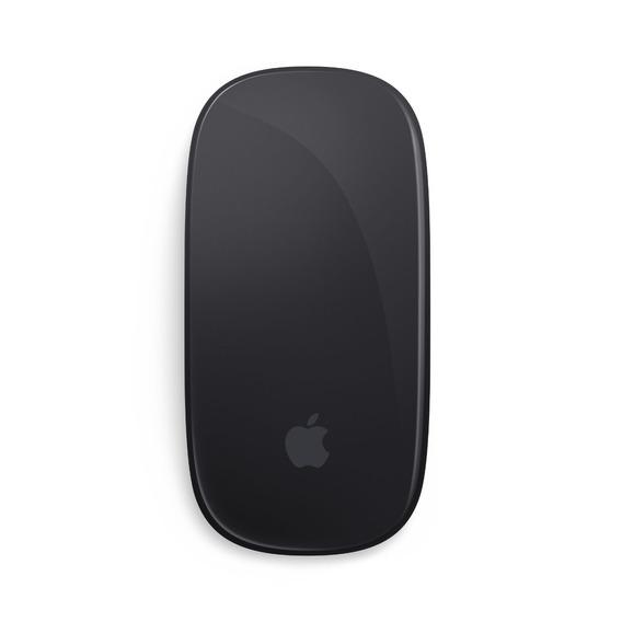 Magic Mouse 2 Apple Space Gray - Cinza Espacial + Nota