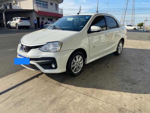 Toyota Etios 2018 1.5 16v Xls Aut. 5p