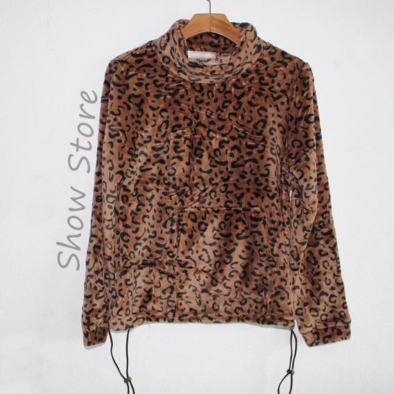 Blusa De Frio Feminina Lã Tricot Jaquetinha Importada 2550