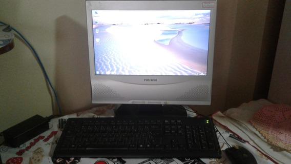 Computador Desktop Com Windows 7
