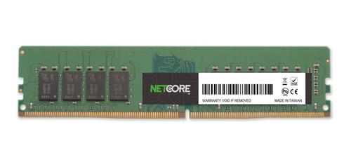 Memoria Ram Pc Netcore 16gb Ddr4 3200mhz P/ Pc Gamer