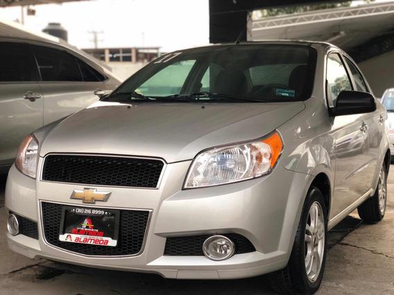 Chevrolet Aveo 1.6 Ltz Bolsas De Aire Y Abs Nuevo At 2017