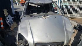 Sucata Hyundai Tucson 2.0 Aut 13/14 Para Retirada De Peças