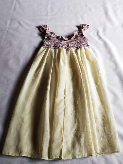 3 Vestidos Primaverales Niñas. Envío Gratis