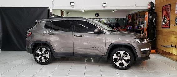Jeep - Compass Longitude 2.0 Aut. 2018