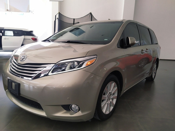 Toyota Sienna 2017 3.5 Limited At