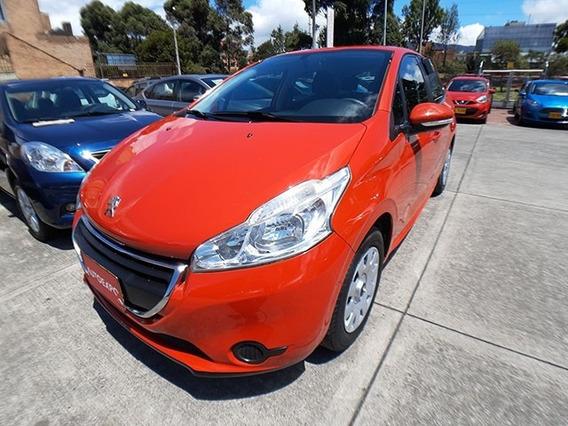 Peugeot 208 Active Hb Mec 1,5 Gasolina