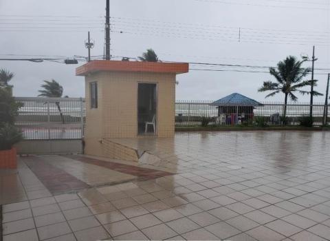 Apartamento Beira Mar, Dinapolis, Mongaguá Ref. C2395 L C