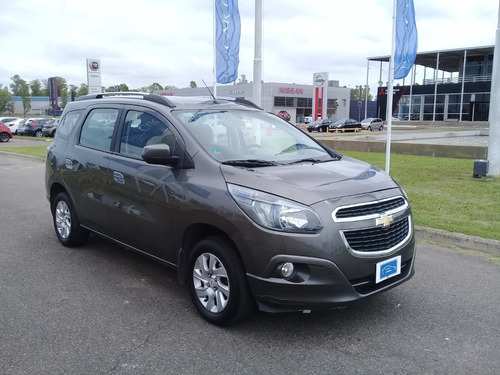 Chevrolet Spin Ltz Automatica 7 Asientos 2015 Car One Jf