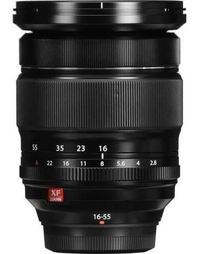 Lente Fujifilm Xf 16-55mm F/2.8 R Lm Ois Wr Fujifilm