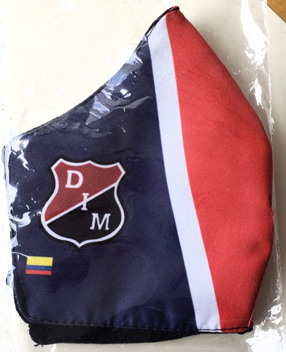 Un Tapabocas Del Club Independien - Unidad a $21000