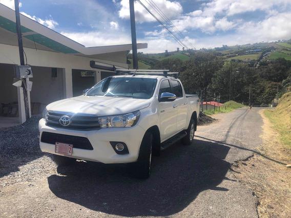 Toyota Hilux Toyota Hilux 2016