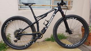 Bicicleta S-works Epic 2018 Doble En Nutrisport Talle S