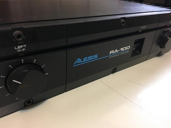 Alesis Ra 100 - Potência Alta Qualidade E Perfeita.