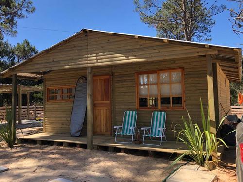 Casa 2 Dormitorios 43 M2 Jardín 500 M2 La Paloma - Rocha