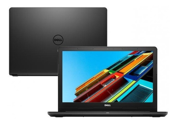 Notebook Dell, Core I3, 4gb, 1tb, 15,6 , Inspiron 15 Series