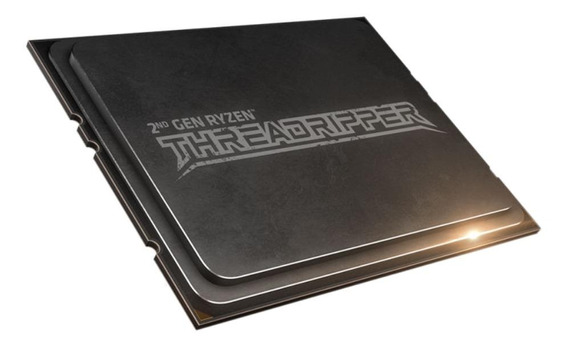 Processador gamer AMD Ryzen Threadripper 2990WX YD299XAZAFWOF de 32 núcleos e 3GHz de frequência