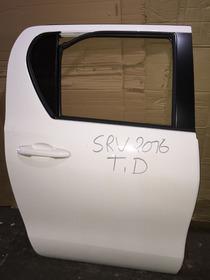 Porta Traseira Passageiro Toyota Hilux Srv Srx 2016