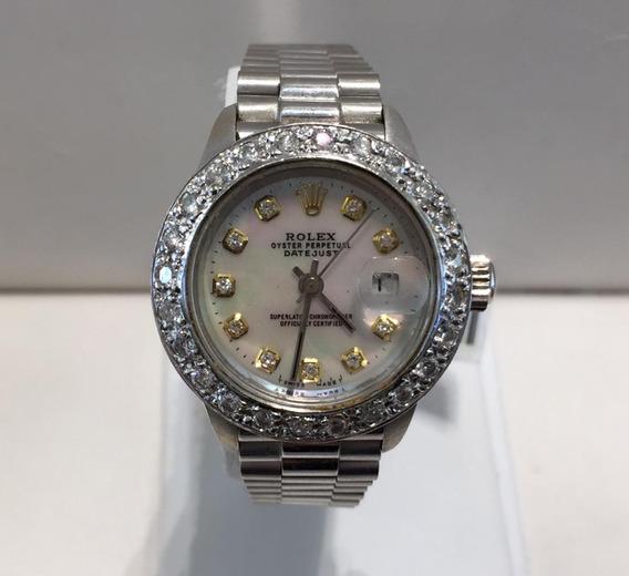 Reloj Dama Rolex Date Just