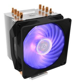 COOLER CPU COOLER MASTER CPU HYPER H410R RGB INTEL AMD