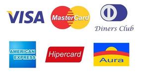 Planilha De Controle Vendas De Cartão Crédito/débito + Help