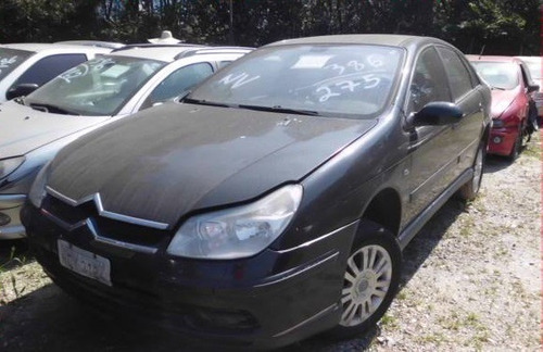 Importado Citroen C5 Ex 20 Bk Bva Ano:2005/2006 Sucata Peças