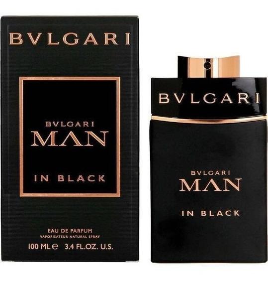 Perfume Bvlgari In Black Eau De Parfum Masculino 100ml