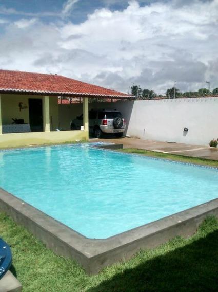 Casa Em Praia De Barreta, Nísia Floresta/rn De 155m² 3 Quartos À Venda Por R$ 280.000,00 - Ca276390