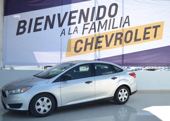 Ford Focus 2016 Paq. S Seminuevo