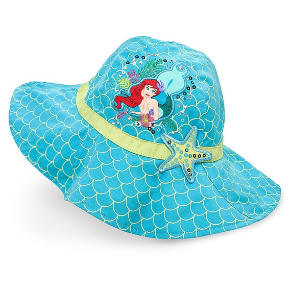 Chapéu De Praia Disney