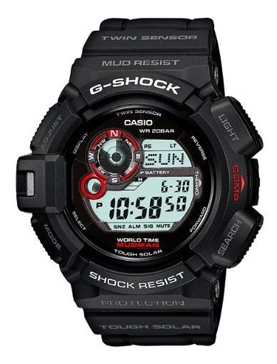 Relógio G-shock G-9300-1dr