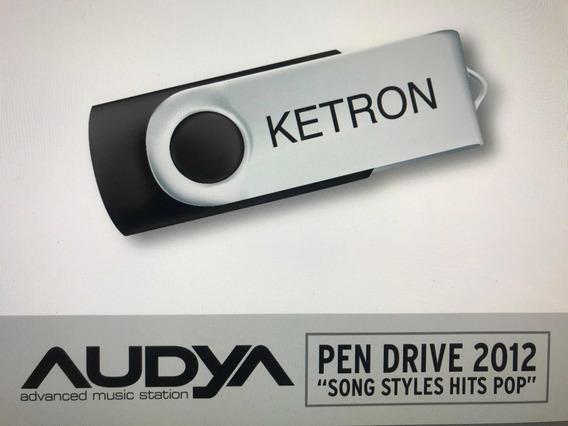 Pen Drive Original Styles Audya
