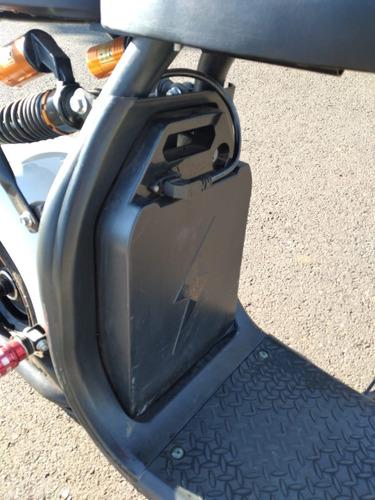 Imagem 1 de 12 de Scooter Elétrica Citycoco 2000w Freio A Disco