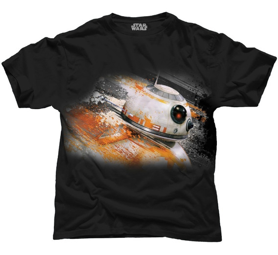 Camisa Bb-8 Star Wars The Force Awakens