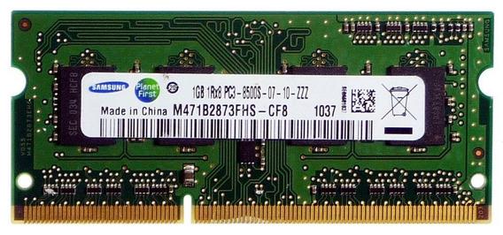 Samsung M471b2873fhs-cf8 1gb 1066mhz 128mx64 204pin Chip Cl7