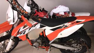 Vendo Moto Ktm Excf 250 Cilindradas