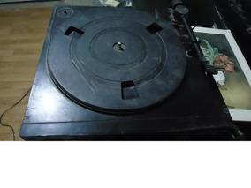 Toca Discos Gradiente Fonte Adaptada Ligar No Amplificador